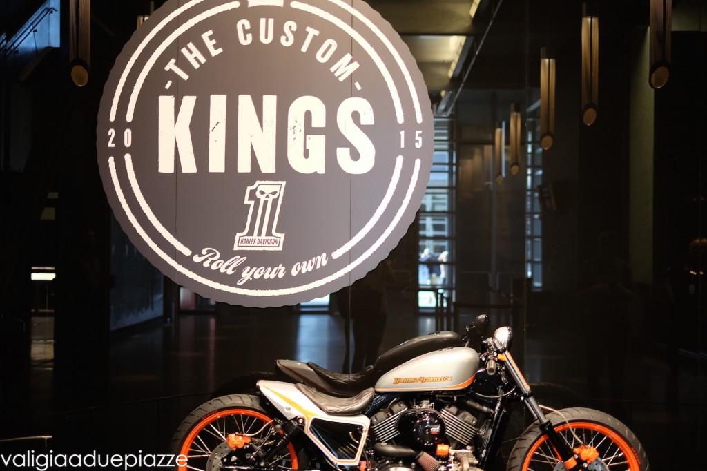 custom kings harley davidson
