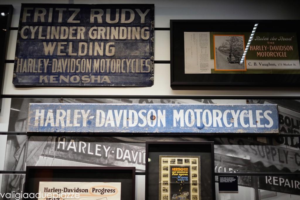 advertising harley davidson
