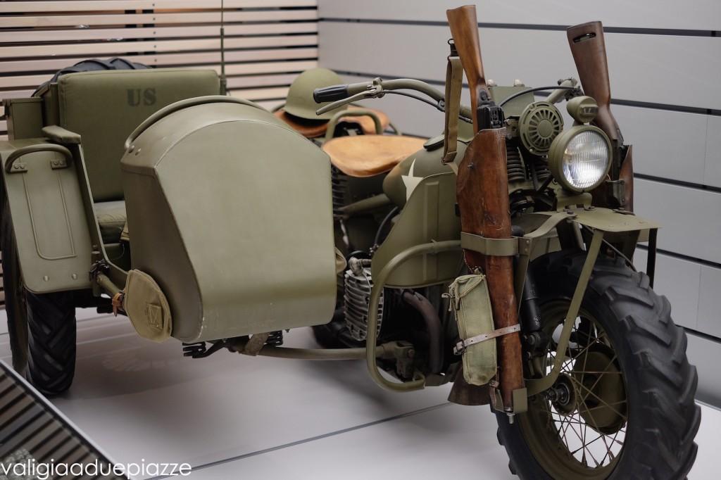harley davidson seconda guerra mondiale