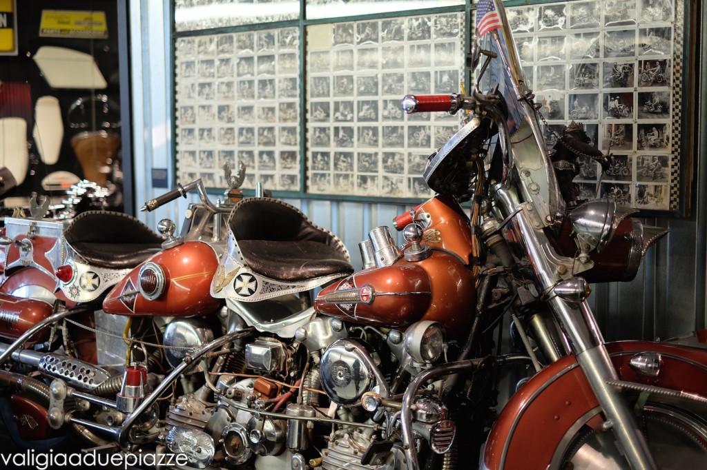 La King Kong, con due motori e due serbatoi.
