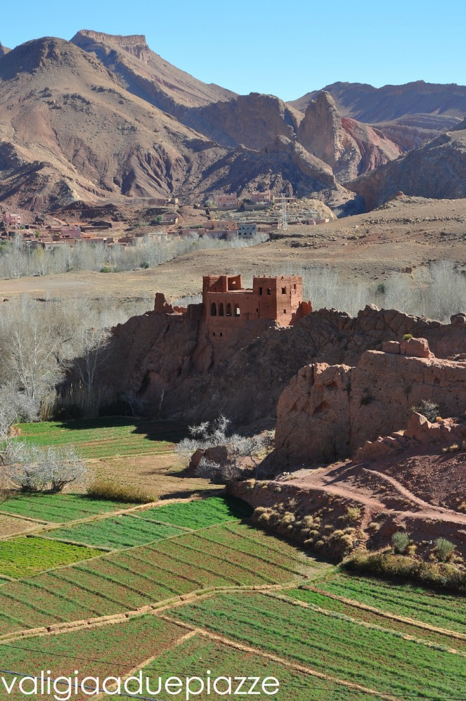 valle delle mille kasbah