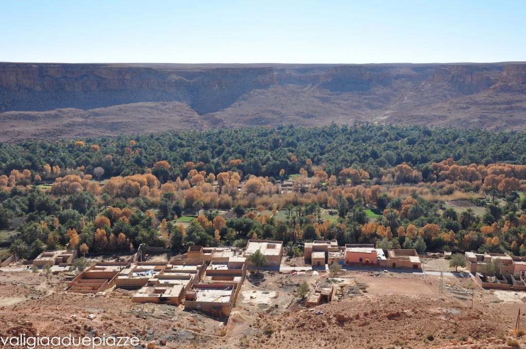 valle del dadès marocco