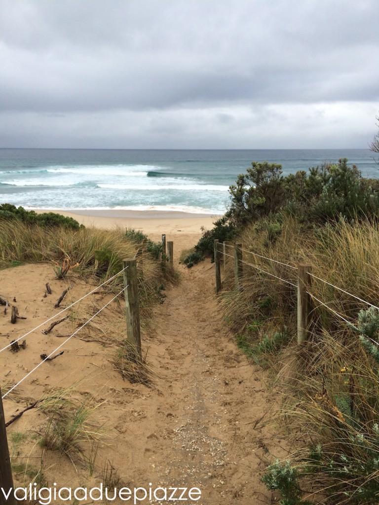 Johanna Beach great ocean road