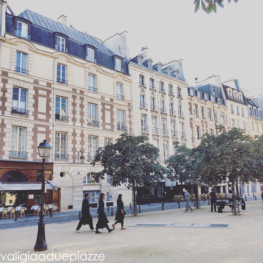 place dauphine paris