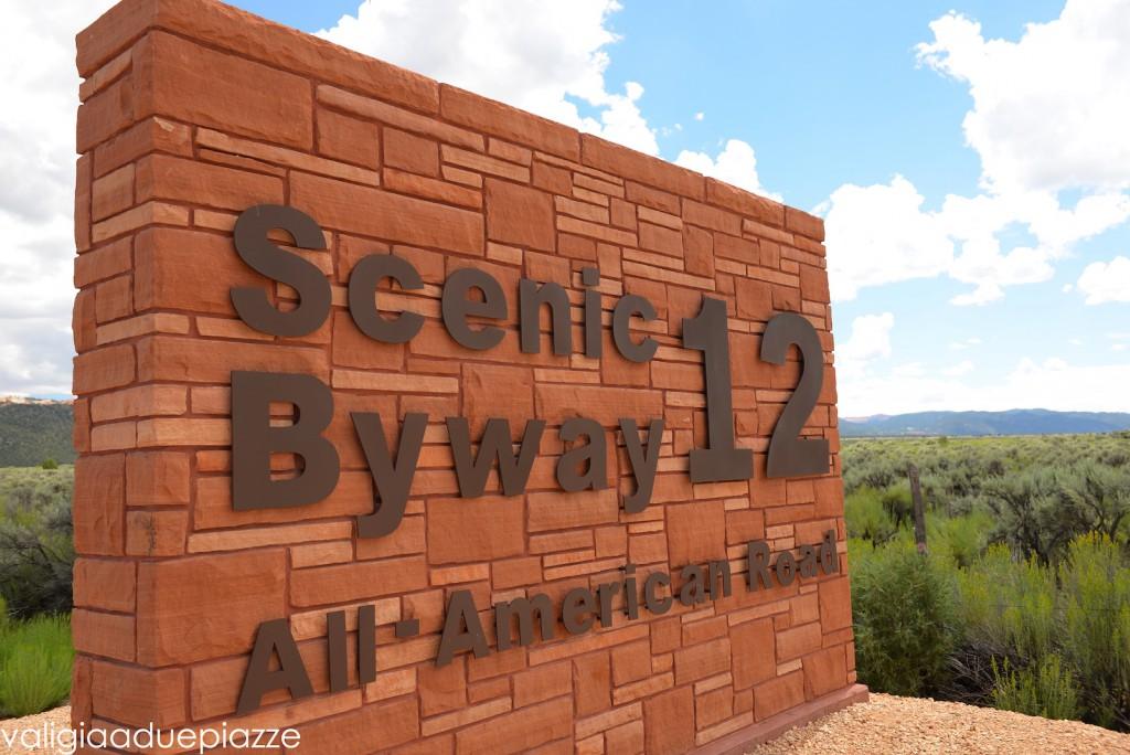 scenic byway 12 utah