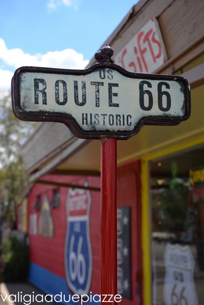 strada più bella del mondo route 66