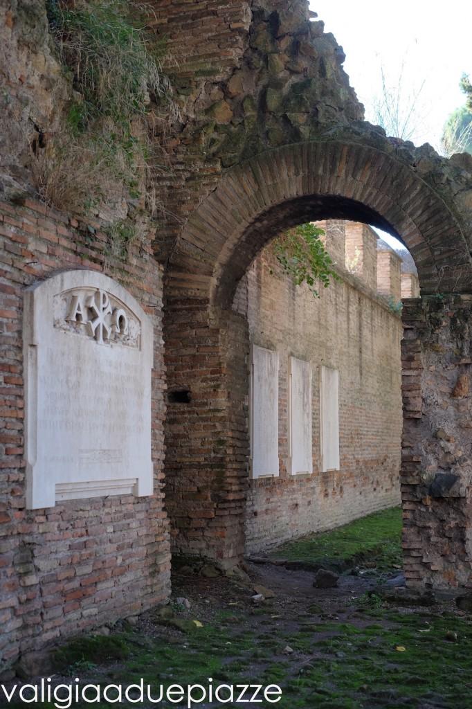 cimitero protestante roma
