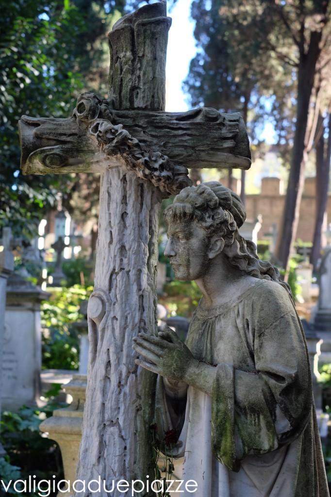 cimitero degli inglesi tombe famose