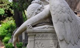 Roma, il Cimitero acattolico di Testaccio