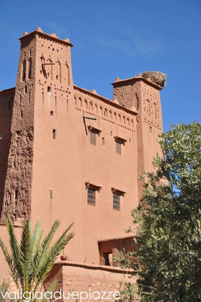 ait benhaddou kasbah marocco
