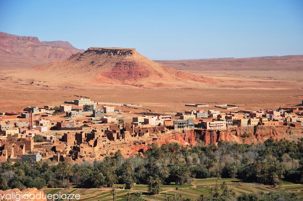 palmeti marocco valle delle rose mille kasbah