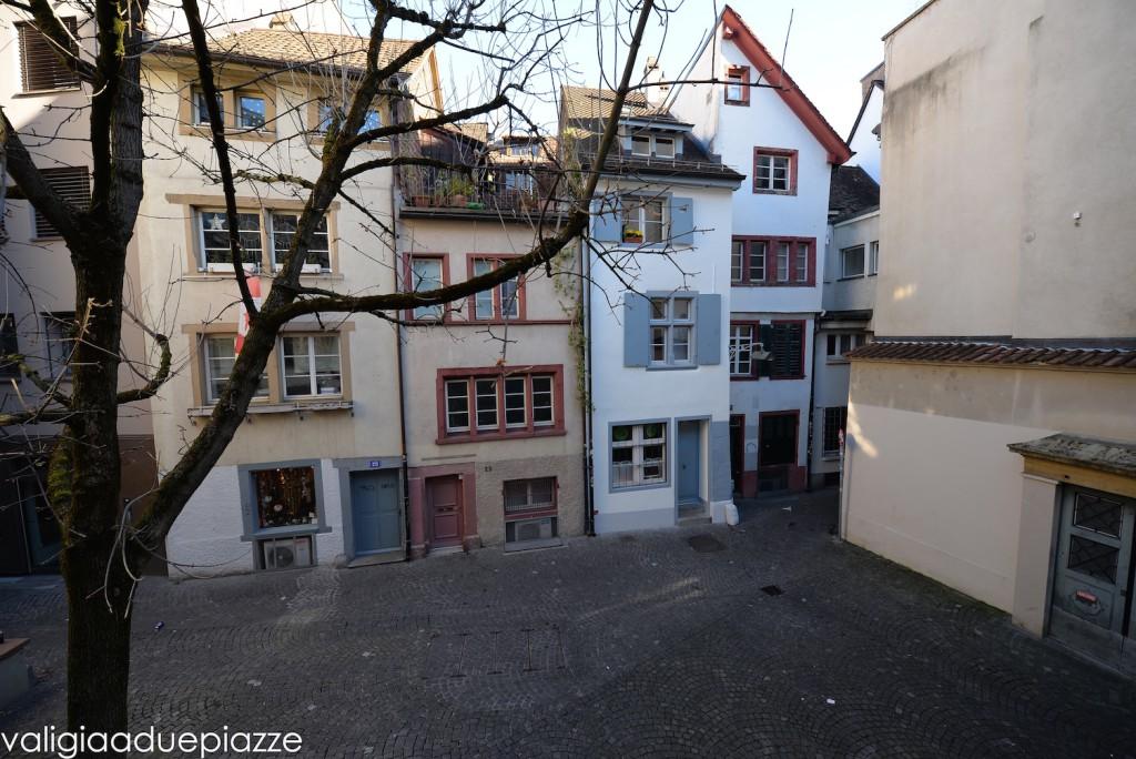 città vecchia basilea svizzera