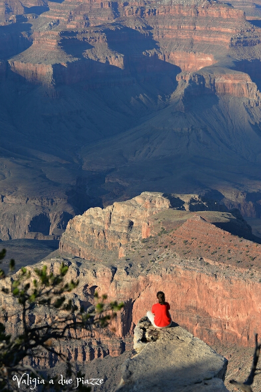 solitudine grand canyon
