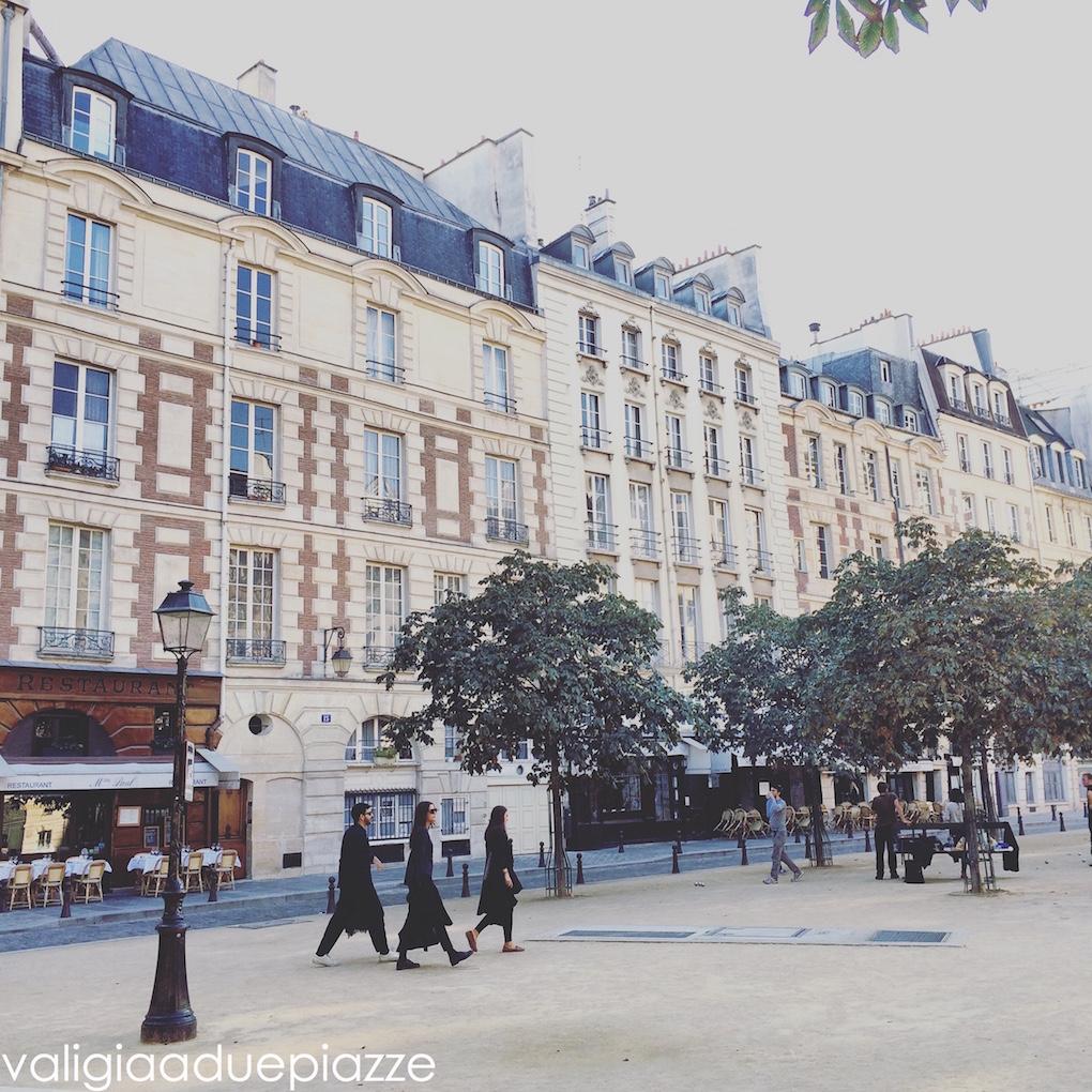 place dauphine parigi