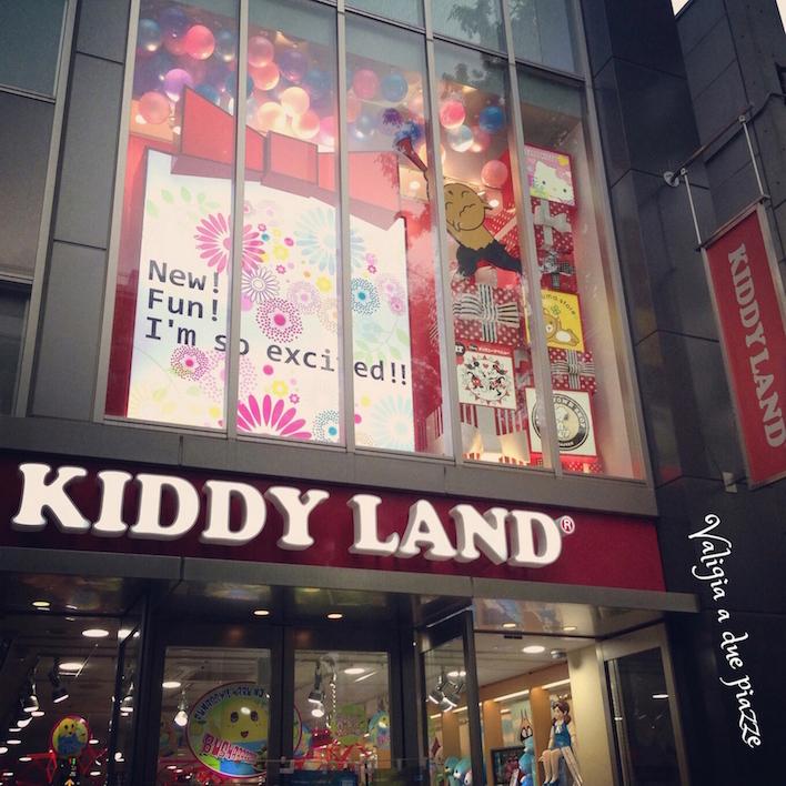 kiddyland omotesando