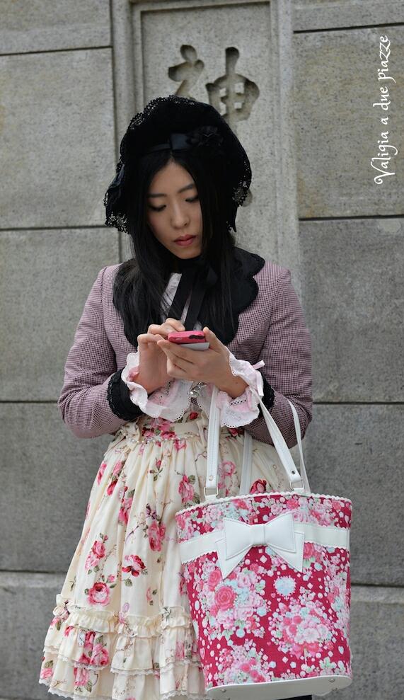 harajuku girl tokyo