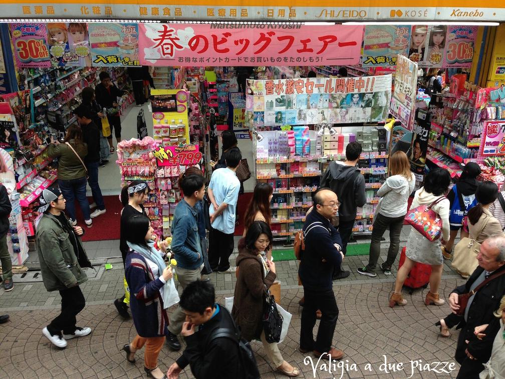 takeshita dori tokyo shopping