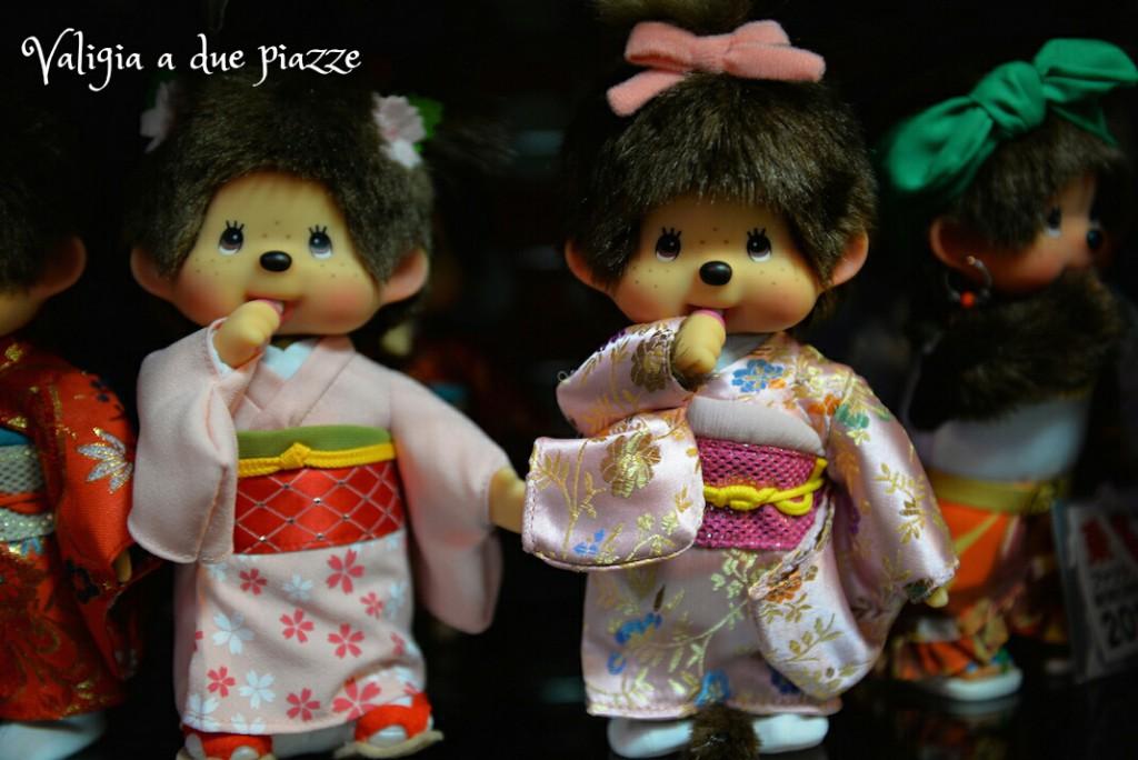 monchhichi kimono