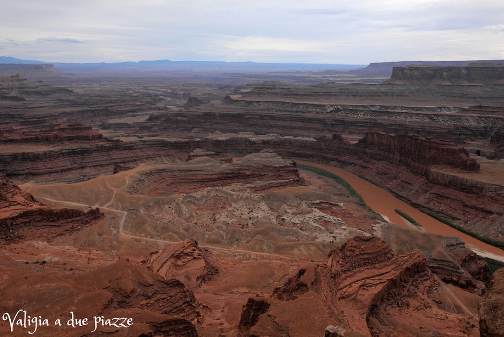 dead horse point canyon lands