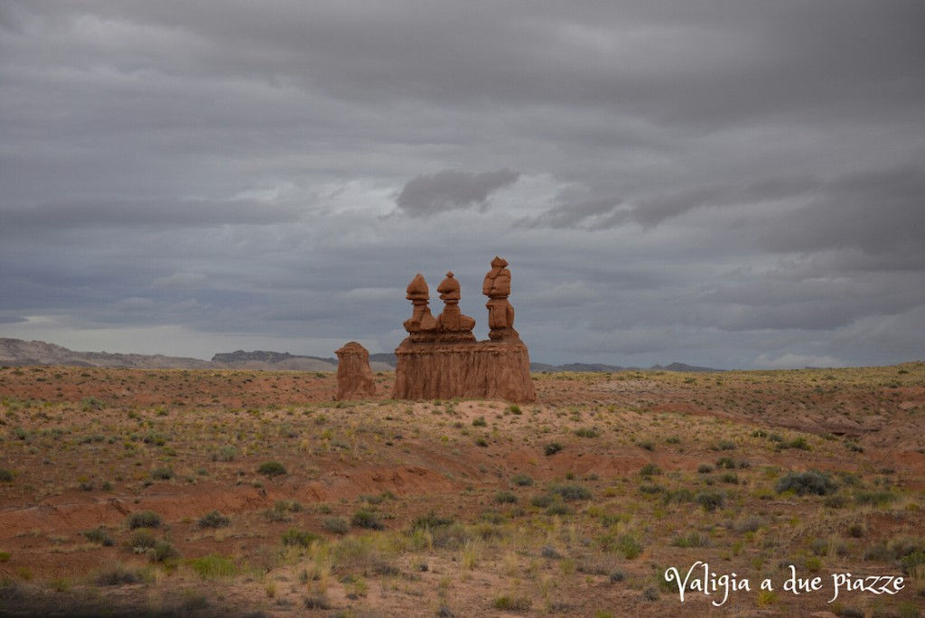 goblin valley state park stati uniti