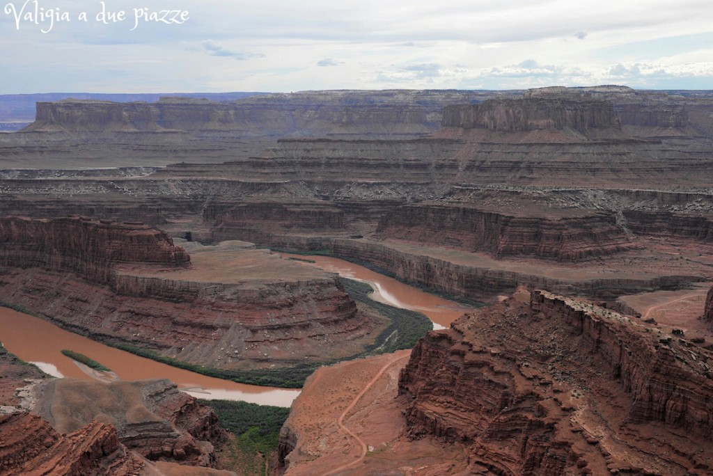 dead horse point state park thelma e louise ridley scott