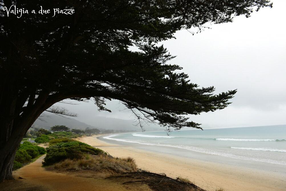 Lorne spiaggia Great Ocean Road Australia