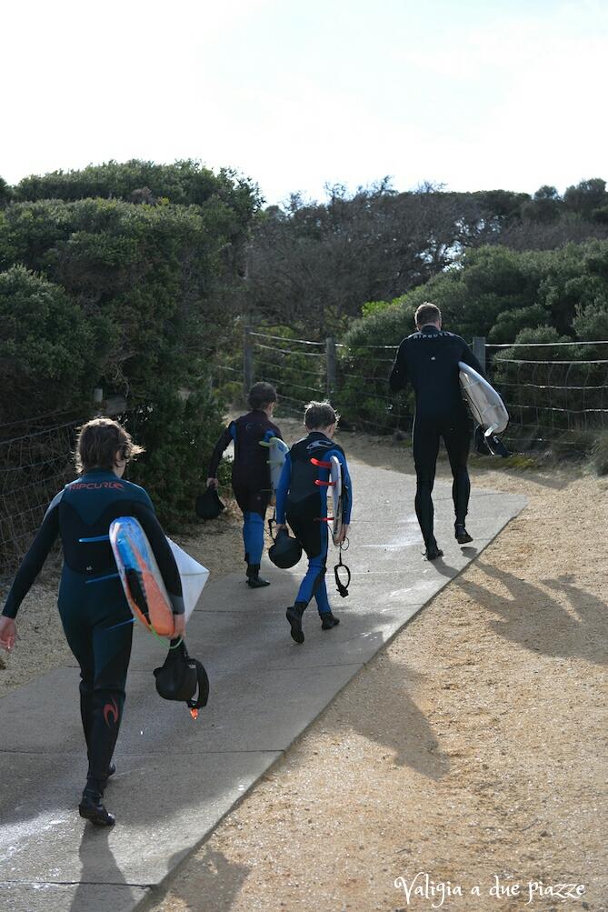 bells beach surf australia