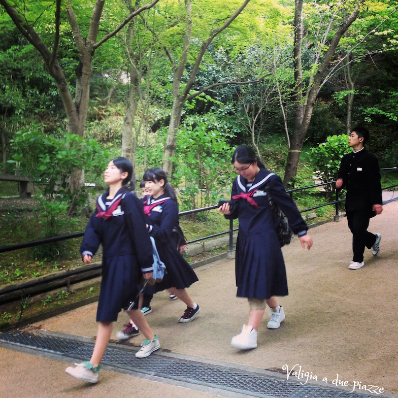 kyoto studentesse