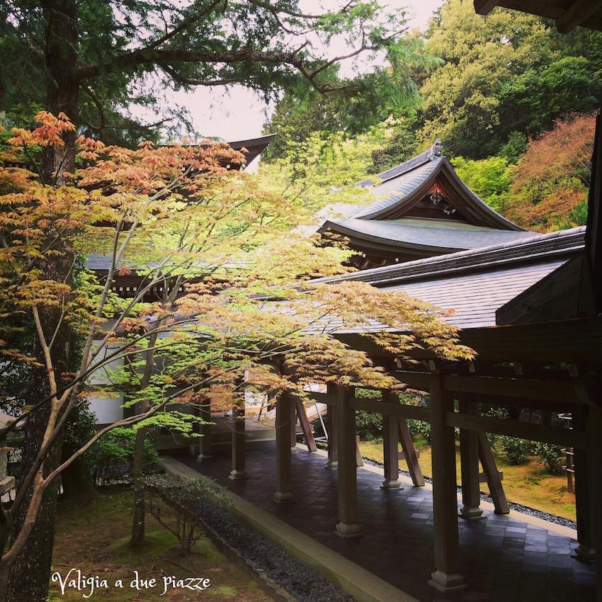 ryoan-ji ingresso tempio zen kyoto