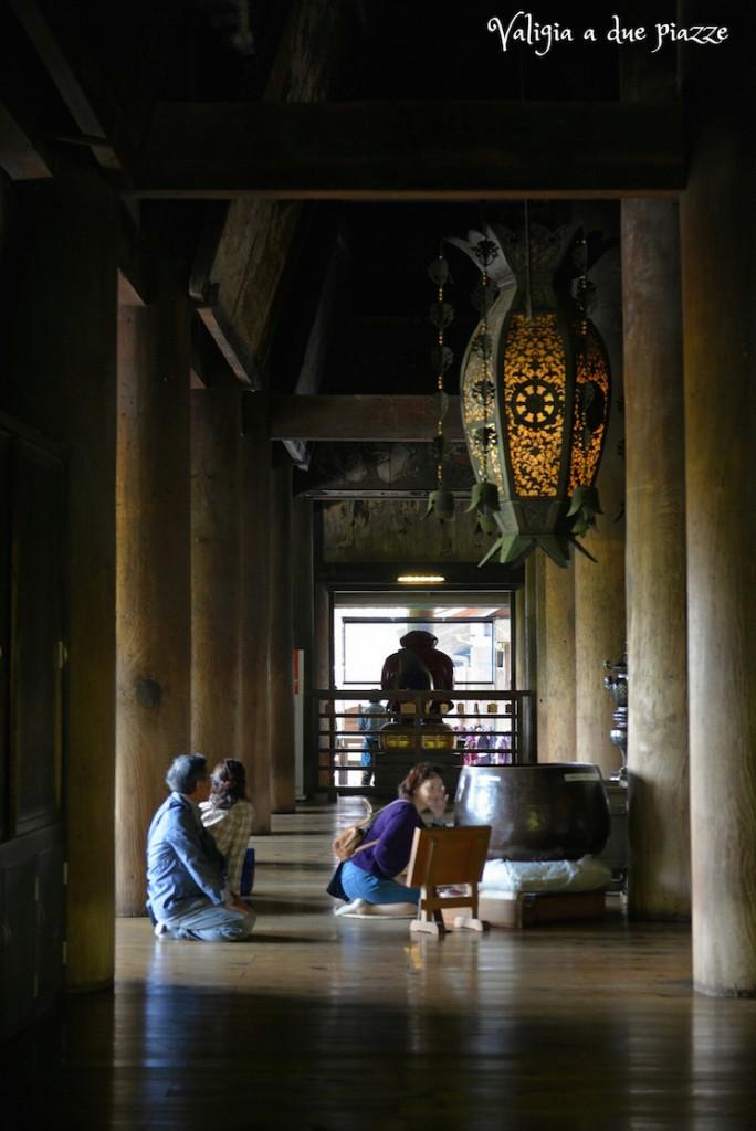 Kiyomizu-dera interno