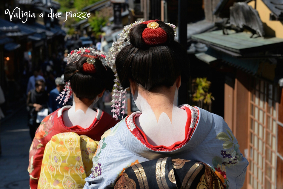 maiko geisha gion