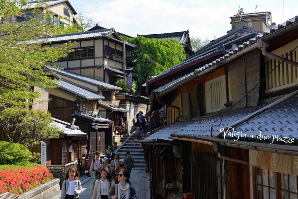 Kyoto case tradizionali