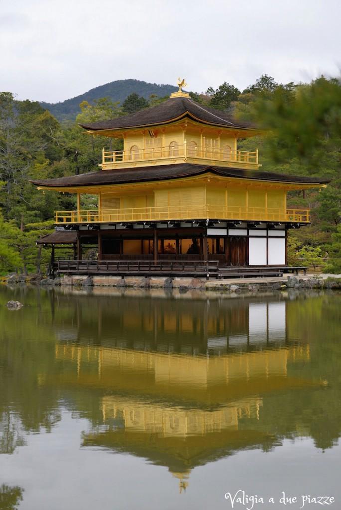 kinkaku-ji Padiglione d'Oro Kyoto