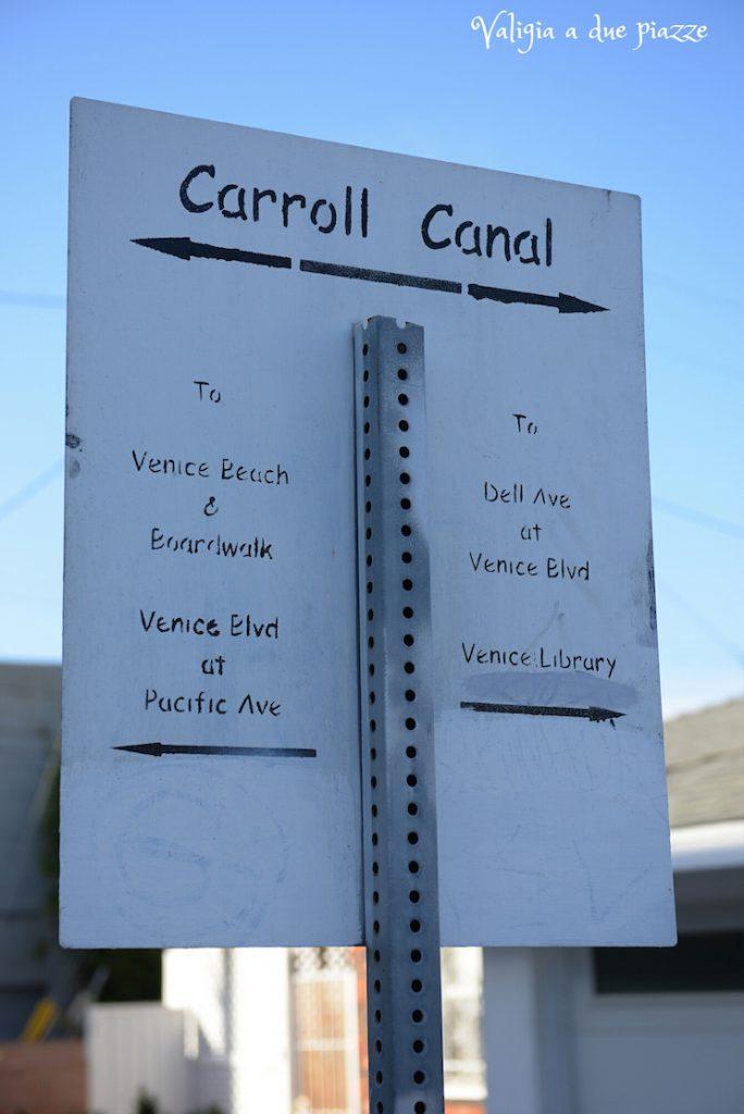 Carroll Canal Venice Beach