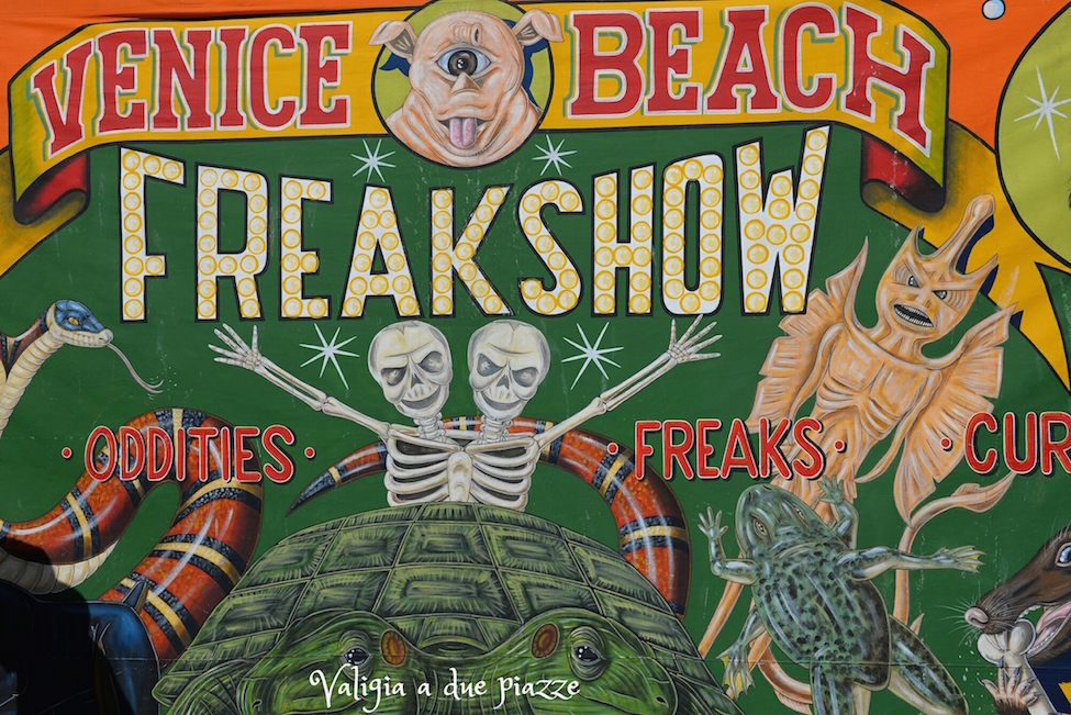 Freak Show Venice Beach