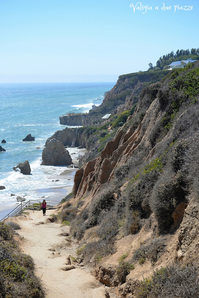 El Matador State Beach Los Angeles