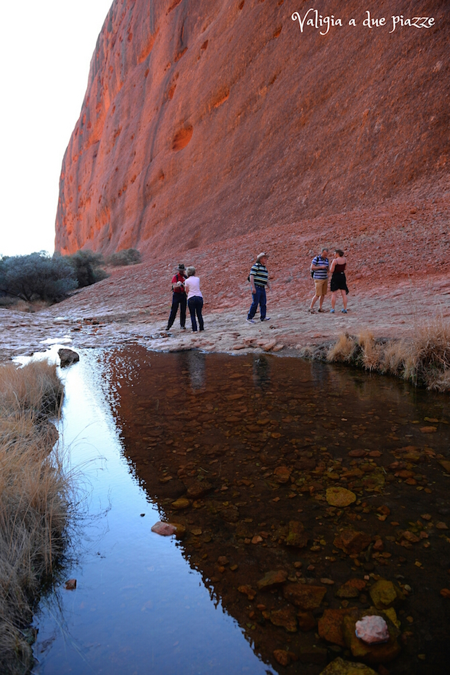 Sentieri Kata Tjuta Uluru National Park