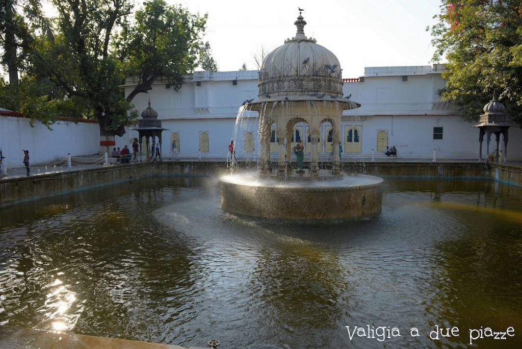 garden of the maidens udaipur rajasthan