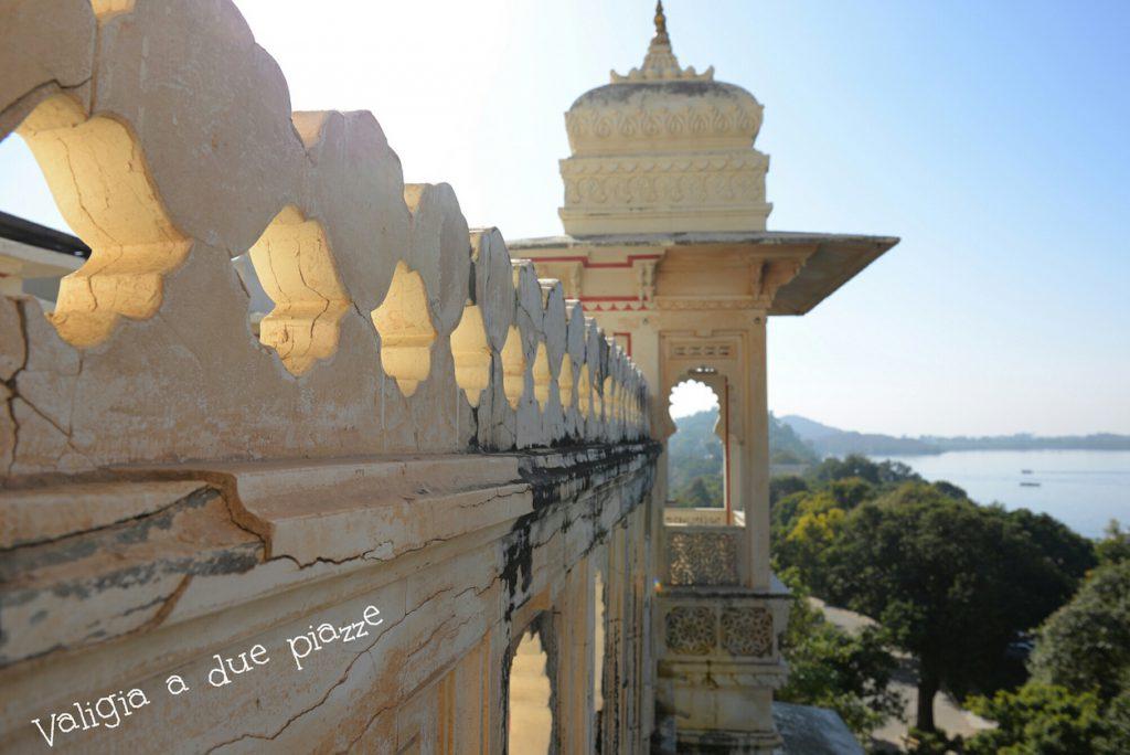 Udaipur città dei laghi India
