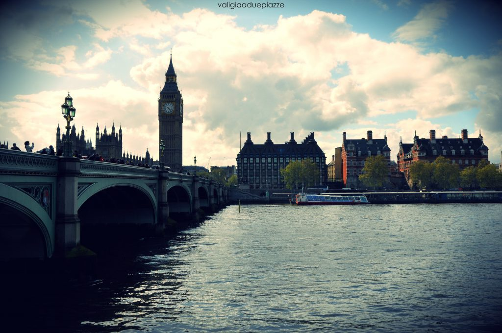 Inghilterra Brexit viaggi