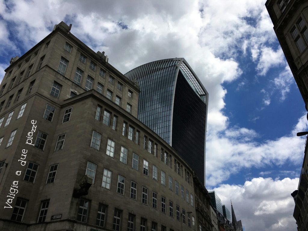 20 Fenchurch Street Walkie Talkie London