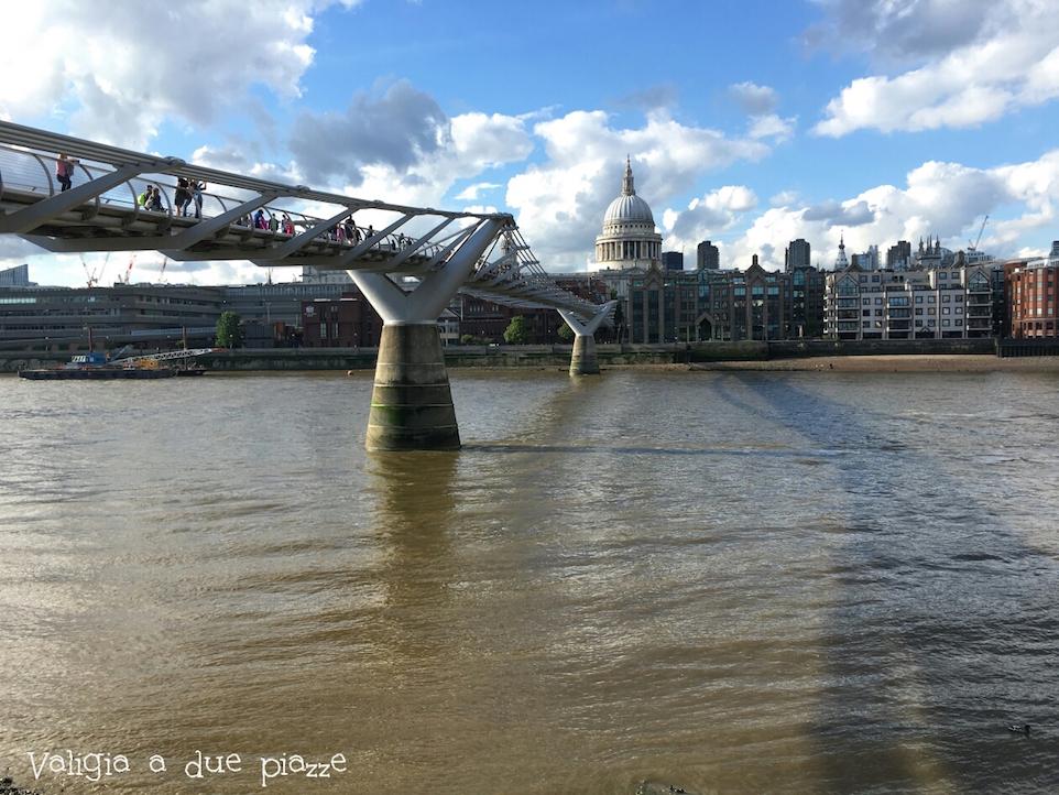 Milennium Bridge Londra