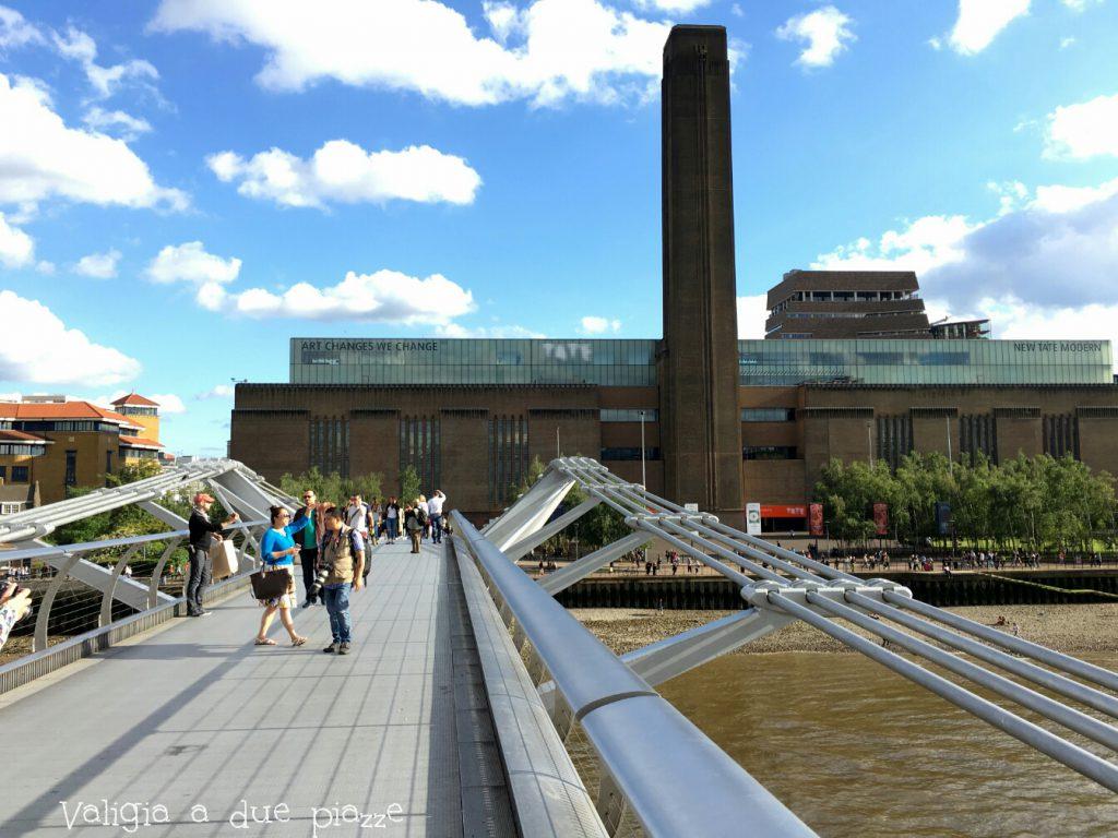 Millennium Bridge Tate Modern