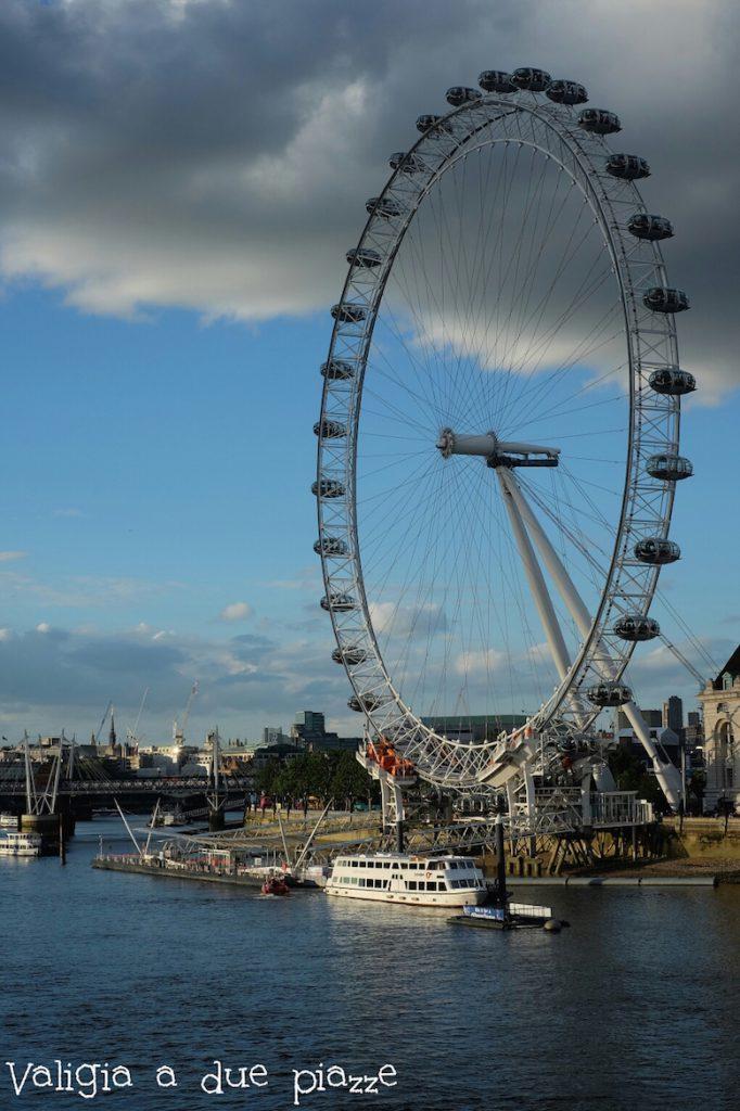 Coca Cola London Eye Londra