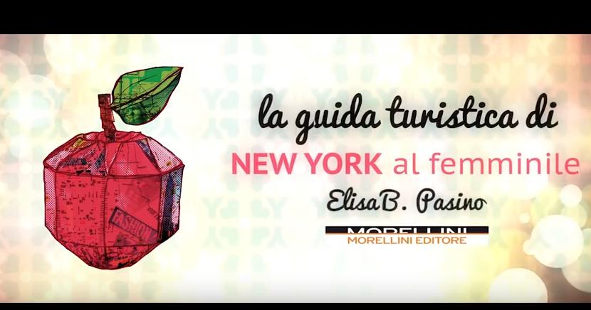 New York al femminile Elisa B. Pasino Morellini Editore
