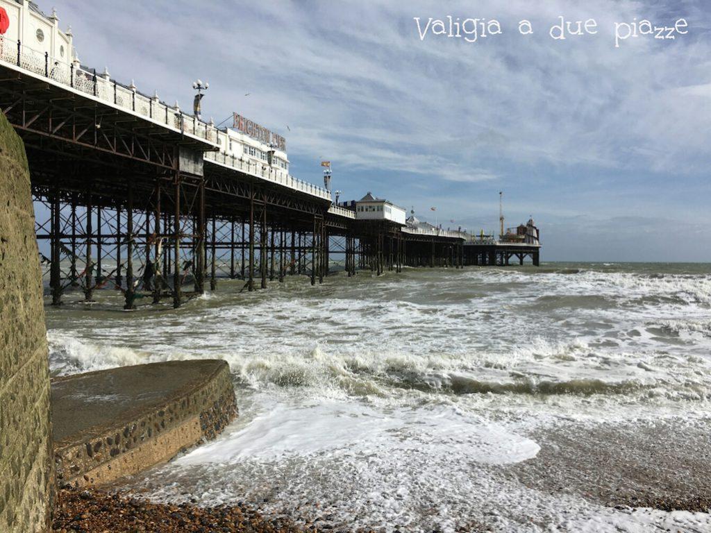 Brighton Pier Londra