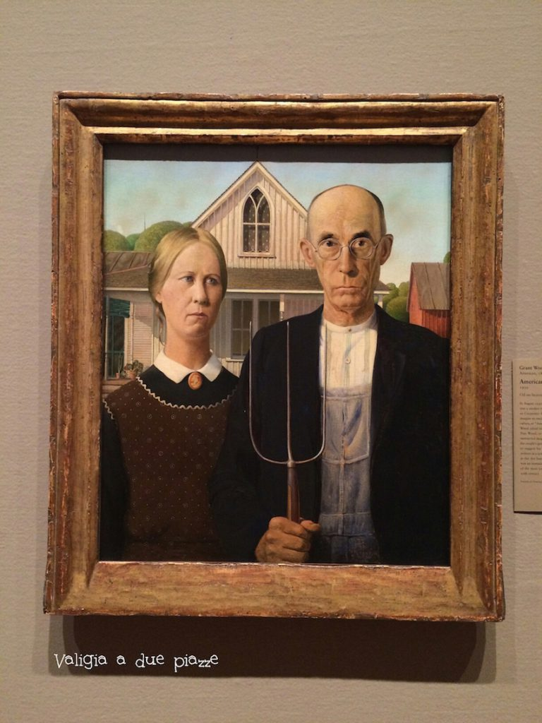 American Gothic Chicago
