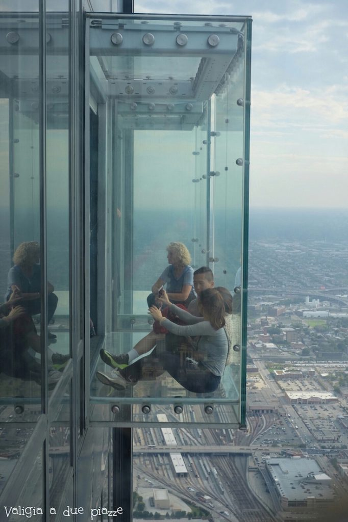 Willis Tower Skyjack Chicago - tre giorni
