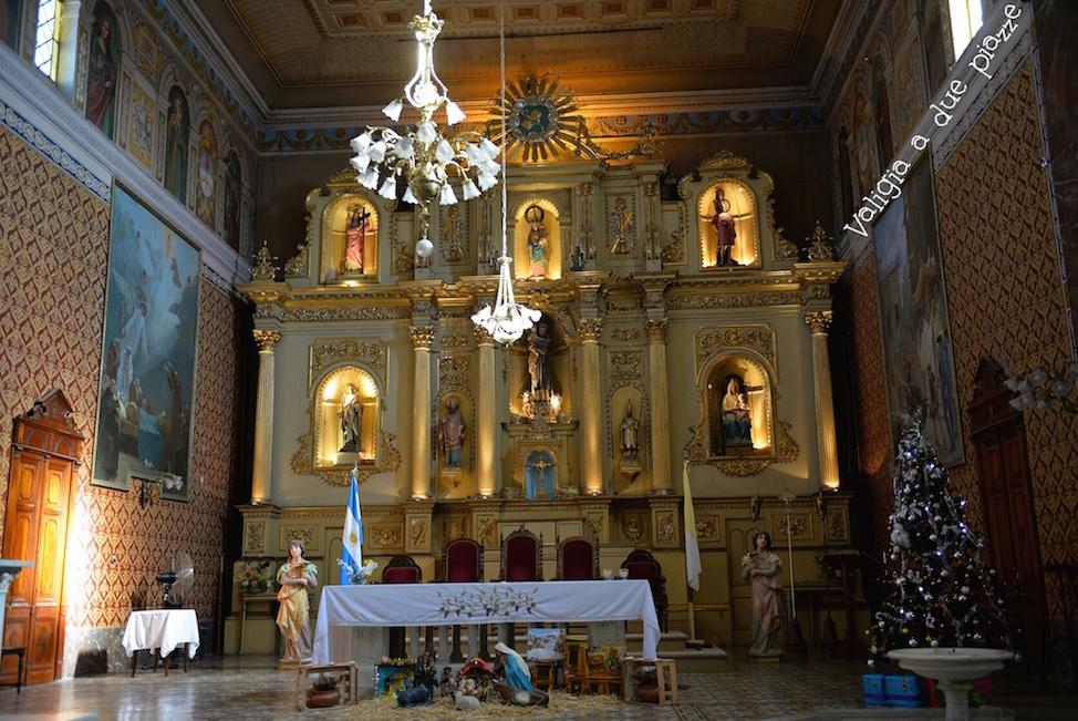 San Antonio da Padova chiesa San Antonio de Areco