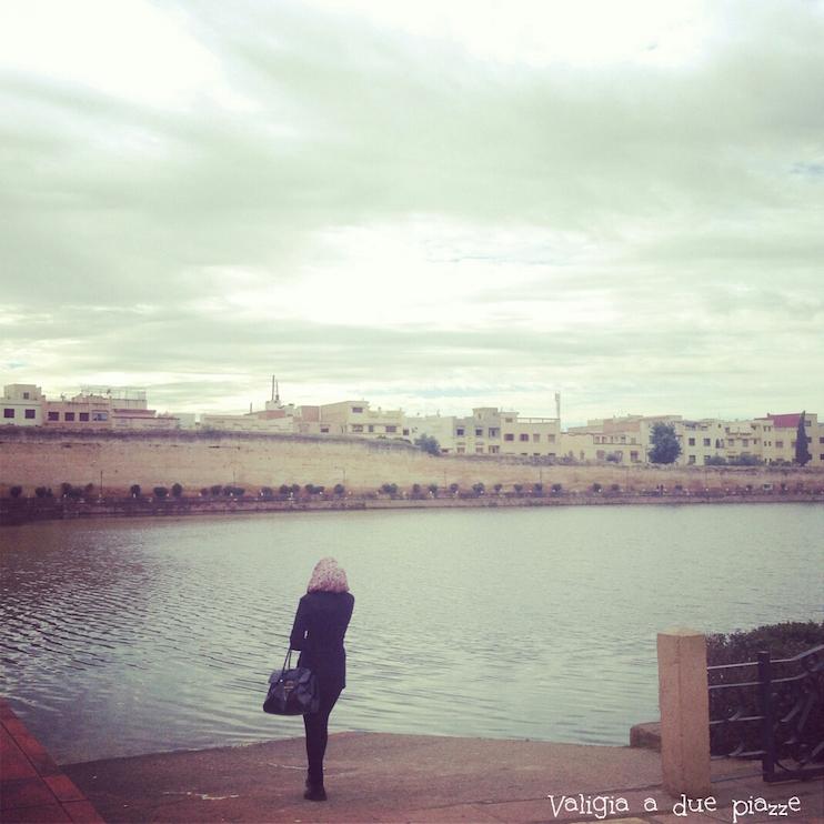 Bacino di Agdal Meknes